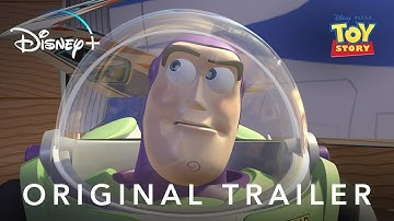 Toy Story – Original Trailer | Disney+ | Start Streaming Now