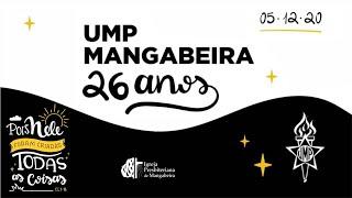 Culto de Aniv. da UMP - IP. Mangabeira - 05/12/2020
