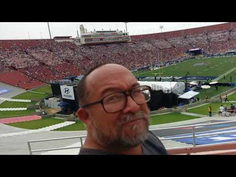 9.17.2017 WASHINGTON REDSKINS @ L.A. RAMS @ L.A. COLISEUM CALIFORNIA(3)