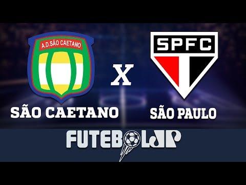 São Caetano x São Paulo   Campeonato Paulista - 20/03/19