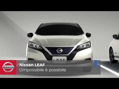 Nuova Nissan LEAF | L'impossibile è possibile