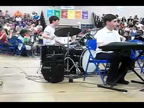 K.M.S. Jazz band 2013 Jake Luckett