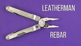 Розпакування Leatherman Rebar