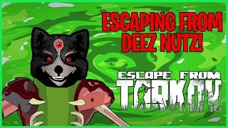 ESCAPE FROM DEEZ NUTZ IN...