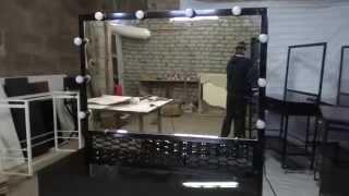 гримерный столик(производство и продажа оборудования для визажистов https://vk.com/visagethomasfrei https://www.instagram.com/make_up_table/, 2015-11-20T18:19:46.000Z)
