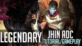 League Of Legends - Jhin Gameplay Guide