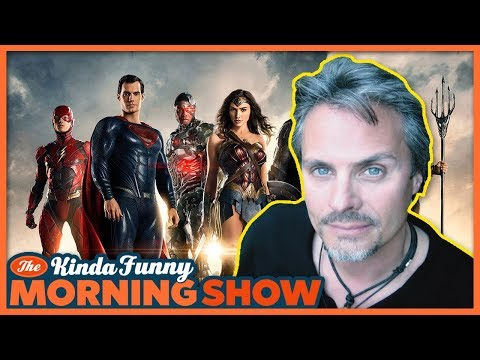 Justice League Hits a New Low for DC wLorne Lanning  The Kinda Funny Morning  03.20.18