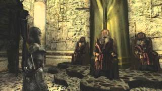 Let's play Gothic II Heights of Power 130 Paladin's armor