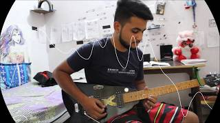 "Vaaste (Dhavni Bhanushali) - Soft Guitar Cover    By  ""ROHAN RON"""