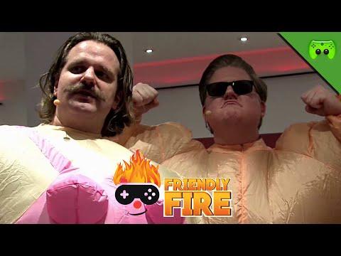 FAT SUITS 🎮 #FriendlyFire #9