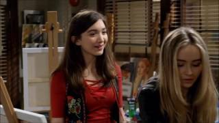 Girl Meets World- Maya and Riley's paint fight | Girl Meets Upstate