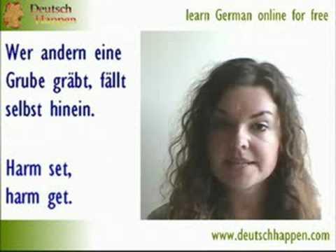 Happen Deutsch