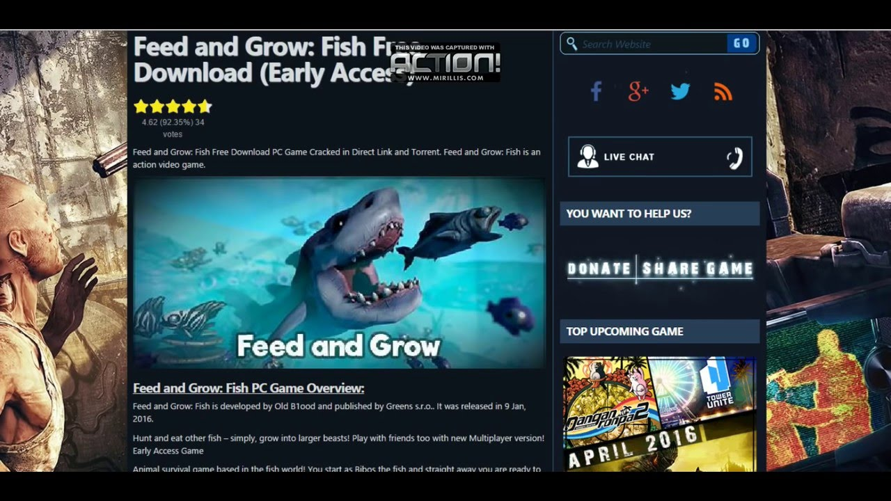 feed and grow fish download igg games