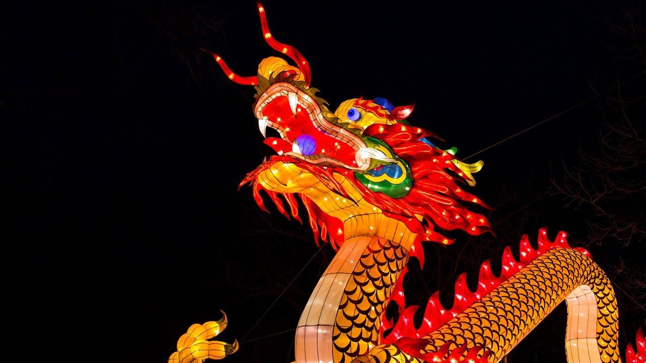 Chinesische Lichter Köln
