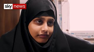 Shamima Begum not allowed to return to UK - Supreme Court