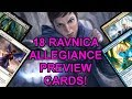 18 More New Ravnica Allegiance MTG Preview Cards!