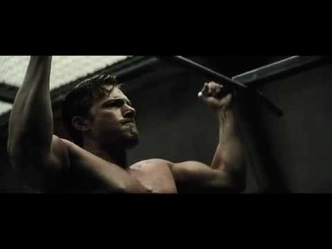 Bruce Wayne Workout and Kryptonite Engineering Scene 1080p - Batman v Superman: Dawn of Justice