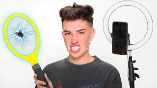 10 Things James Charles Can't Live Without