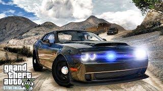 Download Gta 5 Mods Lspdfr 1060 Dodge Challenger Srt Demon