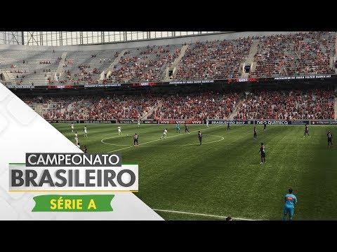 Melhores momentos - Atlético-PR 1 x 1 Coritiba - Campeonato Brasileiro (10/09/2017)