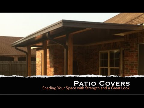 Exceptional Best Patio Covers Lafayette LA Video