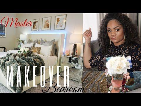 MASTER BEDROOM    NEW! Luxury Bedroom Decor    MAKEOVER & Ideas
