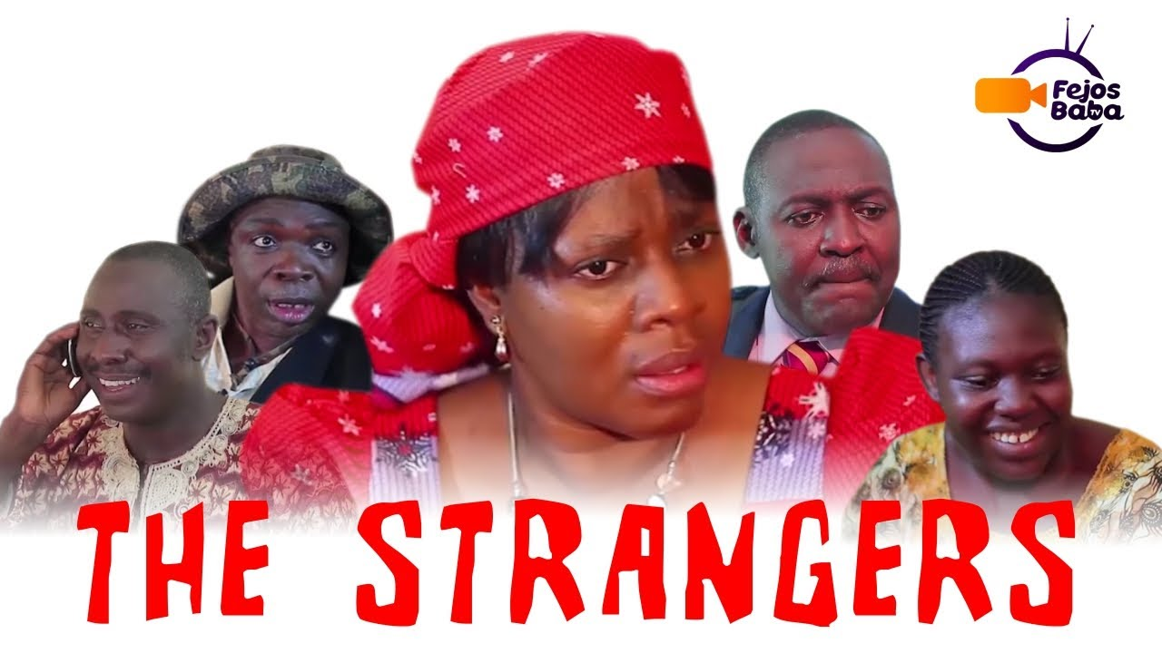 Download THE STRANGERS - Mount Zion Movies - Mount Zion Films @ 35 - Latest Nigerian Movies