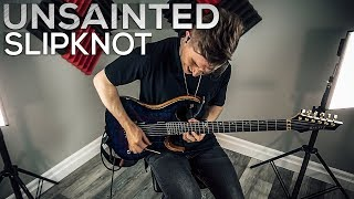 Slipknot - Unsainted - Cole Rolland (Guitar Cover)