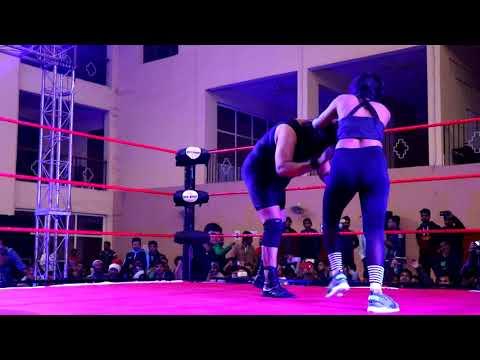 RWE 1st Diva's Match  | BB Bull Bull v/s Ritika Raj  Zero Round  20 Jan 19 Jhansi UP