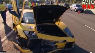 ДТП дорогих авто подборка Avto Man (# 8 )