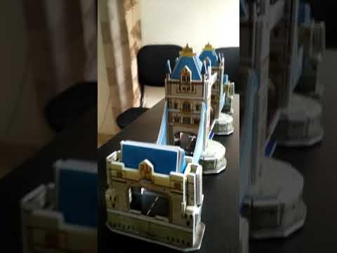 İndia nehru bridge model