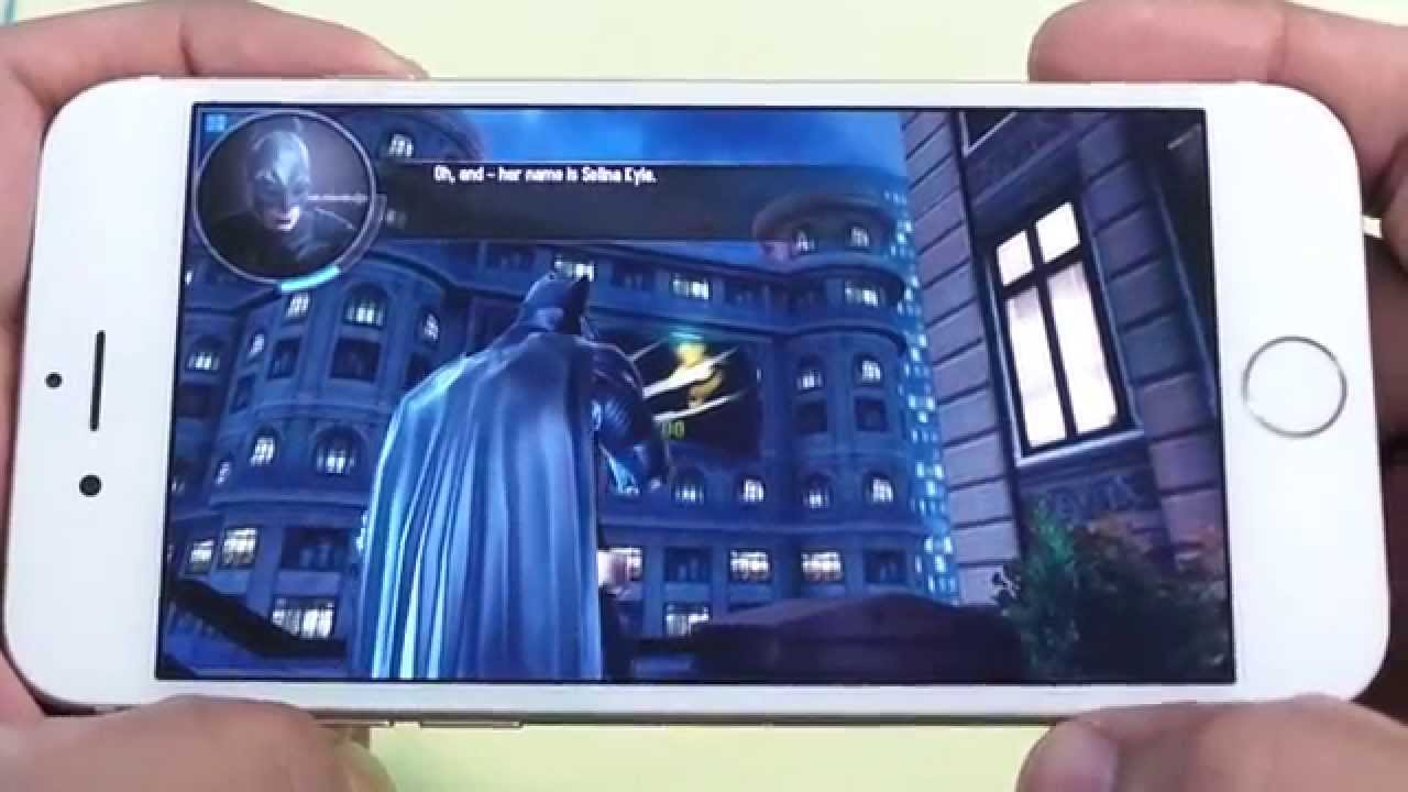 BEST 17 GAMES ON IPHONE 6