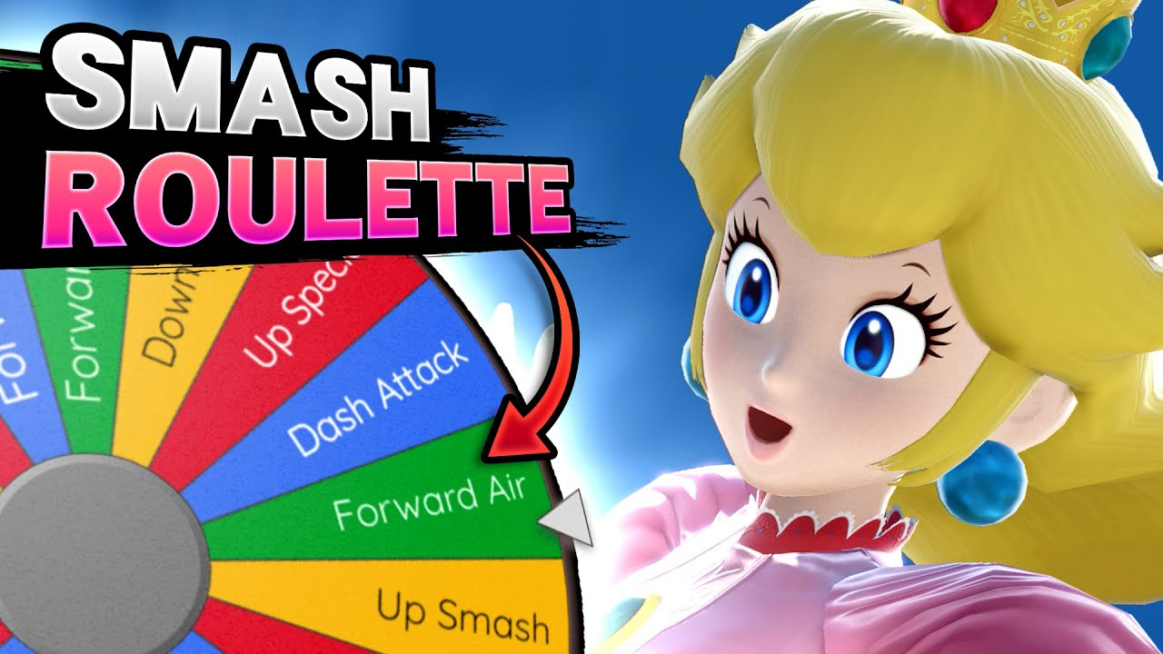 The Smash Ultimate Roulette Game [QB #25]
