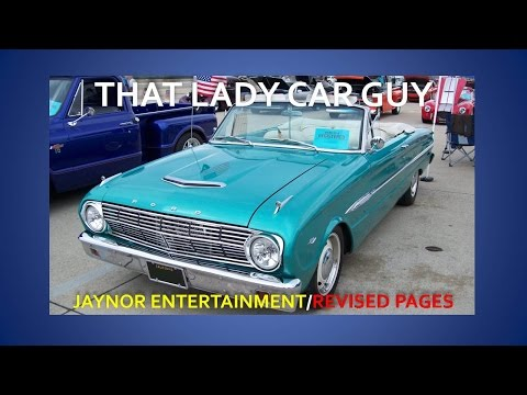 That Lady Car Guy – Cool Classic Convertible Cars S2E08
