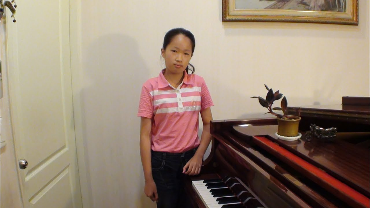 黃意婷《克萊曼第小奏鳴曲Op.36 No.2 第三樂章》104.6.7~鋼琴獨奏/天鵝湖音樂屋 - YouTube
