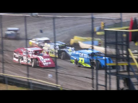 Volusia Speedway Park | Modifieds | Heat Race  #2  |  4-30-16