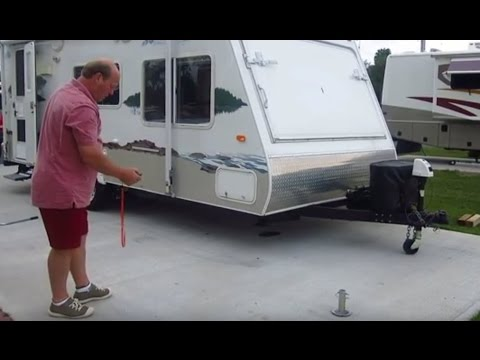 Using a Purple Line Trailer Mover Remote Control