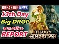 Thugs Of Hindostan 13th Day Box Office Report | 2nd Tuesday Collection | Aamir Khan