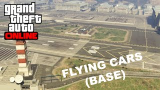 Mauricio Lewis - GTA ONLINE - Flying Cars (Base)