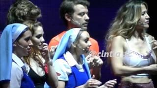 Pedro Alfonso en Esperanza Mia el musical - Luna Park - 5/12/15 - Primera Parte