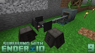 Surviving With Ender IO :: E09 - Weather Obelisk