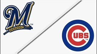 Milwaukee Brewers vs Chicago Cubs | Full Game Highlights | 4/26/18