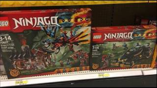 LEGO NINJAGO 2017: Hands of Time Sets Are in Stores!