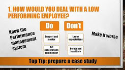 Top 5 Supervisor Interview Questions and Answers
