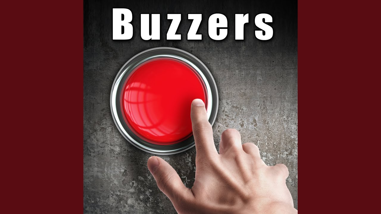 Short Buzz from Game Show Wrong Answer Buzzer - YouTube