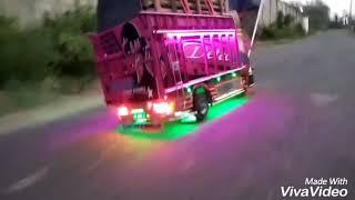 Miniatur truck kapten oleng (PRJ miniatur)