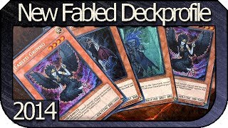 YUGiOH! - Fabled Deck 2014 - Deckprofile