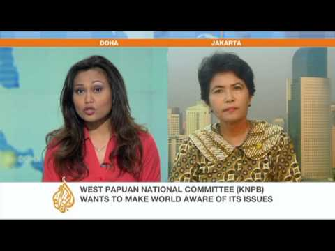 Indonesian official defends policies in West Papua
