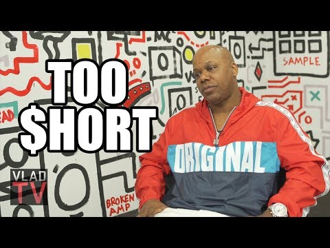 "Too Short on Being the First MC to do ""Dirty Raps"" and Talk About Pimps & Ho's (Part 3)"