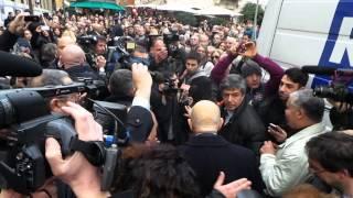 Napolitano Festa dopo Dimissioni Presidente della Repubblica